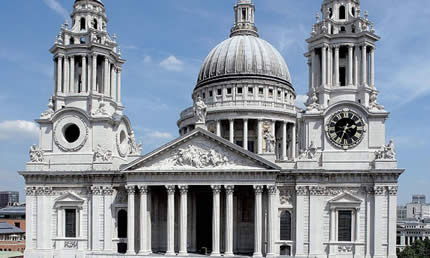 St. Paul Cathedral Londres