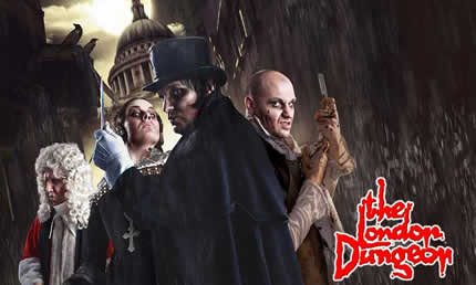 The London Dungeon Londres