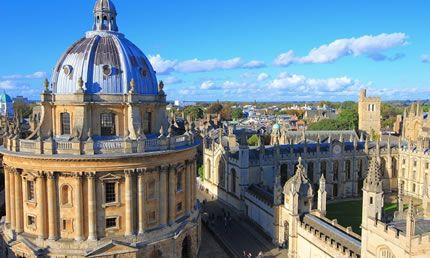 Tour Oxford, Stratford y Cotswold