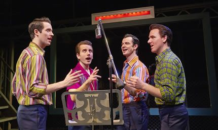 Jersey Boys Musicales