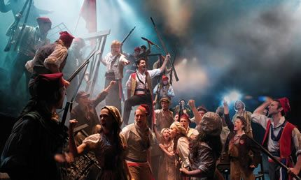 Les Miserables Musicales