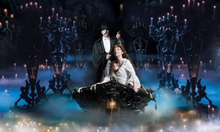 The Phantom of the Opera Musicales