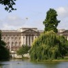 Palacio de Buckingham desde St James Park
