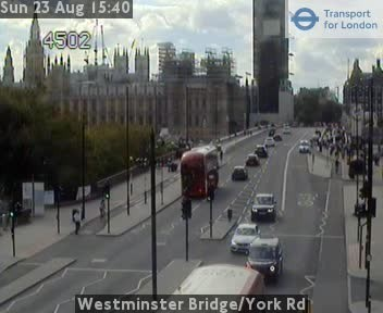 Webcam Big Ben / Palacio de Westminster