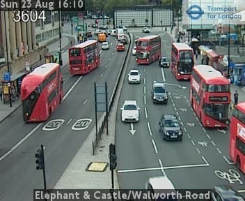 Webcam Elephant & Castle