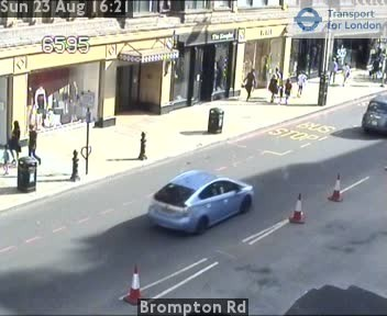 Webcam Knightsbridge